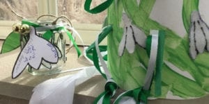 Self-led Trail - Sparkling snowdrops family trail