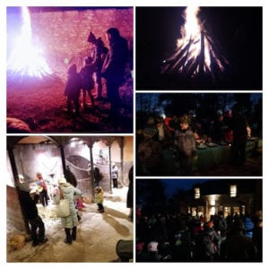 Imbolc Fire Party!